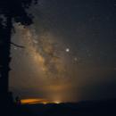 Milky Way - First Astro Photo,                                Torben van Hees