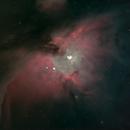 Orion Nebula Heart,                                Peppe.ct