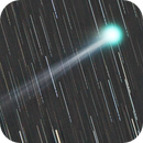 Comet C/2006 M4 (SWAN) on 24th October 2006,                                Tony Cook