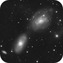 NGC3169 and NGC3166 - If 6 Was 9,                                Jason Guenzel