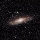 Andromeda Galaxy,                                BentonlWalters
