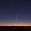 Comet  C2020 F3 NEOWISE,                                Nikola Nikolov