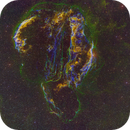Veil Nebula Complex in SHO,                                Sendhil Chinnasamy