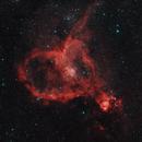 Heart Nebula,                                PeterZelinka