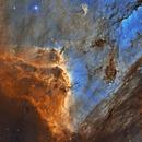 Pelican Nebula IC5070,                                jdowning