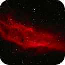 NGC1499 in Ha,                                sungazer
