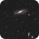 Messier 106,                                Camille COLOMB