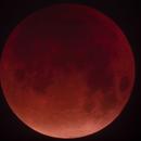 Lunar eclipse ,                                Jussi Kantola
