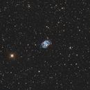 M76 - The Little Dumbell,                                Adam Jaffe