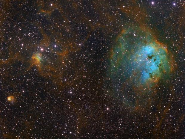 NGC 1893,                                Nikooo34
