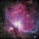 Messier 42,                                Mark Sansom