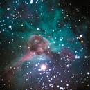 Keyhole Nebula with Eta Carina,                                Nick Roach