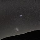 Magellan Clouds Drakensberg South Africa,                                PascalB
