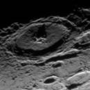 Moon - Petavius crater,                                Roberto Botero