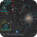 IC342 and more distant galaxies,                                oldmiow