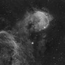 NGC 3324 - HA,                                Gerson Pinto