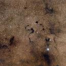 Snake Nebula (Barnard 72),                                Alessandro Carrozzi