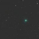 Primer intento cometa Lovejoy Q2 2014,                                Wilmari