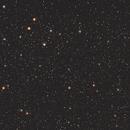 Lyra constellation: anonymous stars old data / Canon 100Da + Canon 400mm L f/2.8 / SW star adventurer,                                patrick cartou