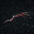 Western Veil Nebula,                                Richard Vanderbeek