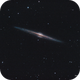 NGC 4565 The needle galaxy LRGB,                                John