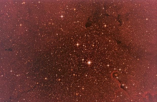 IC 1396,                                Peter Baumann