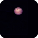Jupiter First light,                                Tam Rich