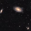 M81 - M82,                                Maxime Delin