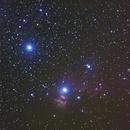 Horsehead Nebula,                                Darren