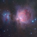 M42 Orion Nebula,                                Matthias