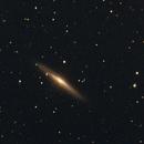 NGC 2683,                                Robin Clark - EAA imager