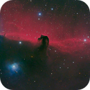 B33 Horsehead Nebula (with NGC2023),                                George Pappayliou
