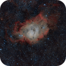 M8 - Nebulosa de la Laguna (Lagoon Nebula),                                Alfredo Beltrán