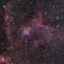 Nébuleuse du coeur IC1805,                                Aurélien