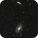 Messier 81/82 and surroundings (annotated),                                Doc_HighCo