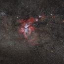 NGC3372 Eta Carina nebula,                                tommy_nawratil