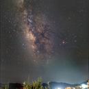 Summer Milky Way,                                Bill Wang