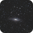 NGC 7331,                                Yves Gauthier
