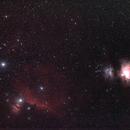 Orion mit 200mm Brennweite,                                Rüdiger Lettau