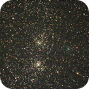 C/2017 T2, Comet PanSTARRS & The Great Perseus Double Cluster,                                John O'Neal, NC Stargazer