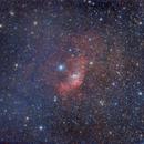 NGC7635 (The Bubble Nebula),                                WJM Observatory