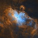 Eagle Nebula,                                Gianlorenzo