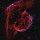 Sh2-224 Rice Hat Nebula,                                Maciej