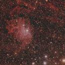 Flaming Star Nebula (IC405),                                raulgh
