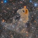 LBN 777 Baby Eagle Nebula,                                Giovanni Paglioli