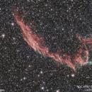 NGC 6992 Eastern Veil Nebula #4,                                Molly Wakeling