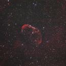 The Crescent Nebula (NGC 6888),                                Jeff Miller
