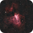 Messier 17,                                Gerson Pinto