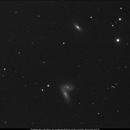 The Siamese Twins NGC 4564,                                AinSophAur