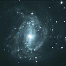 Galáxia do Catavendo do Sul,                                Izaac da Silva Leite